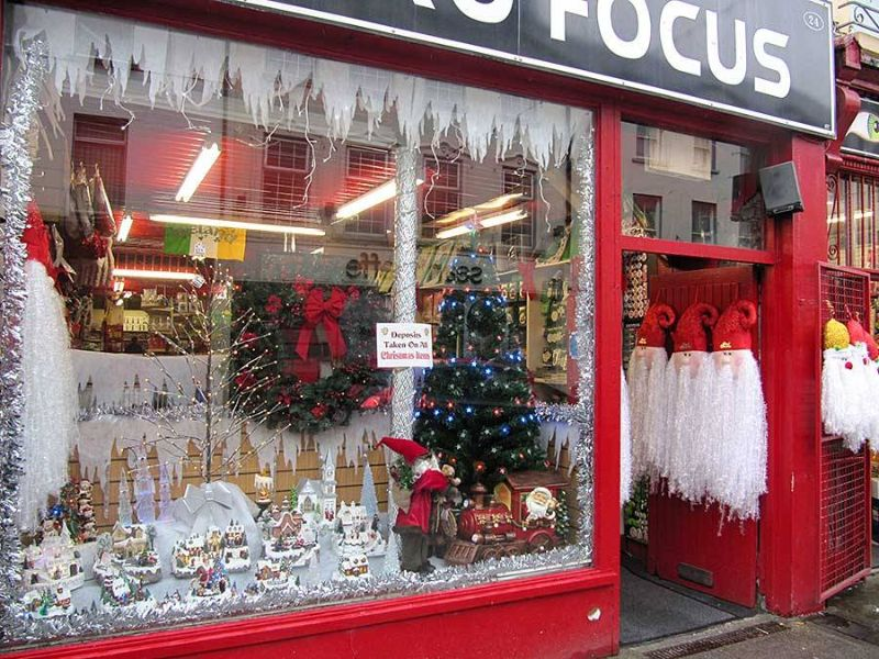 Christmas Showroom Shop Tralee Kerry