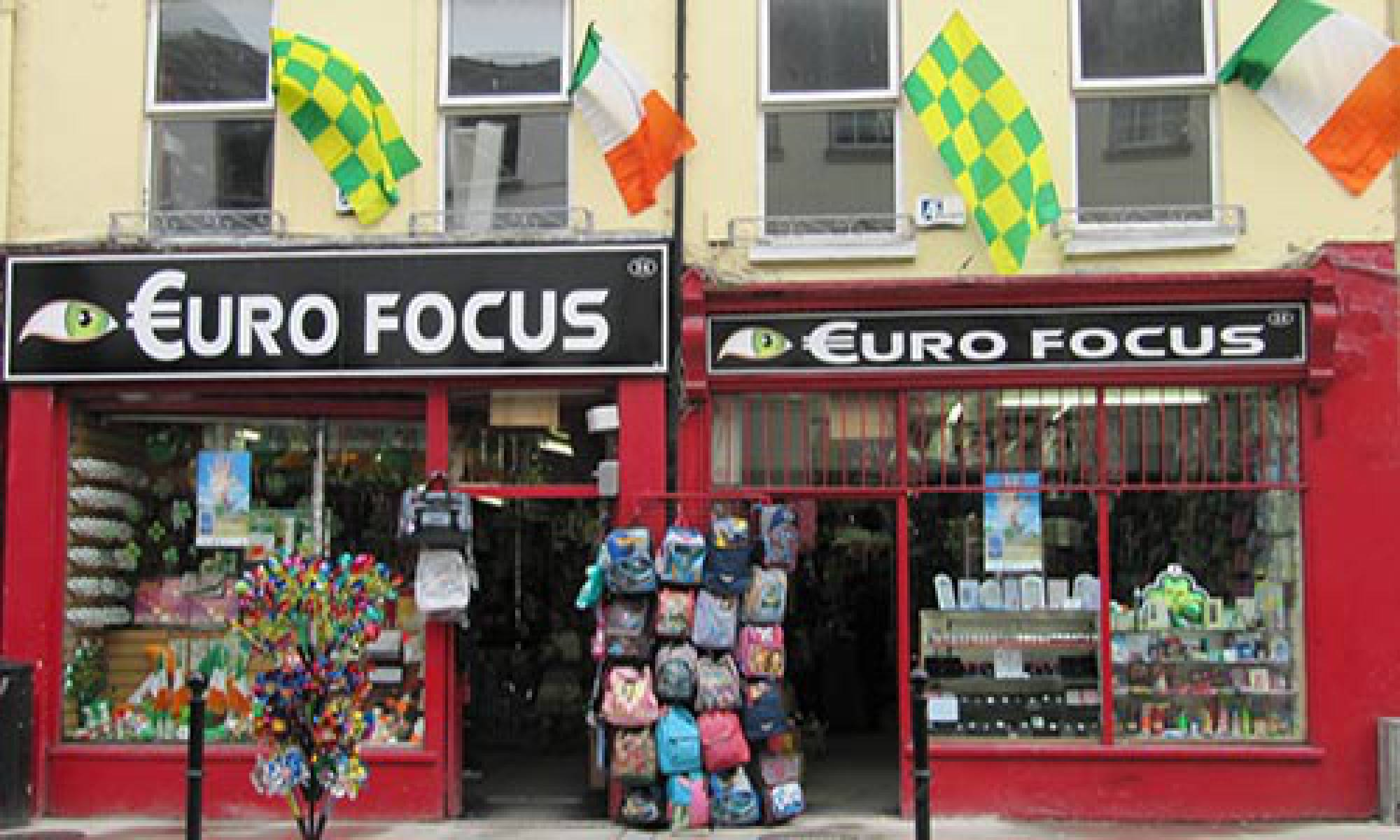 Focus shop Tralee Kerry - Irish gifts and Christmas Lights specialist