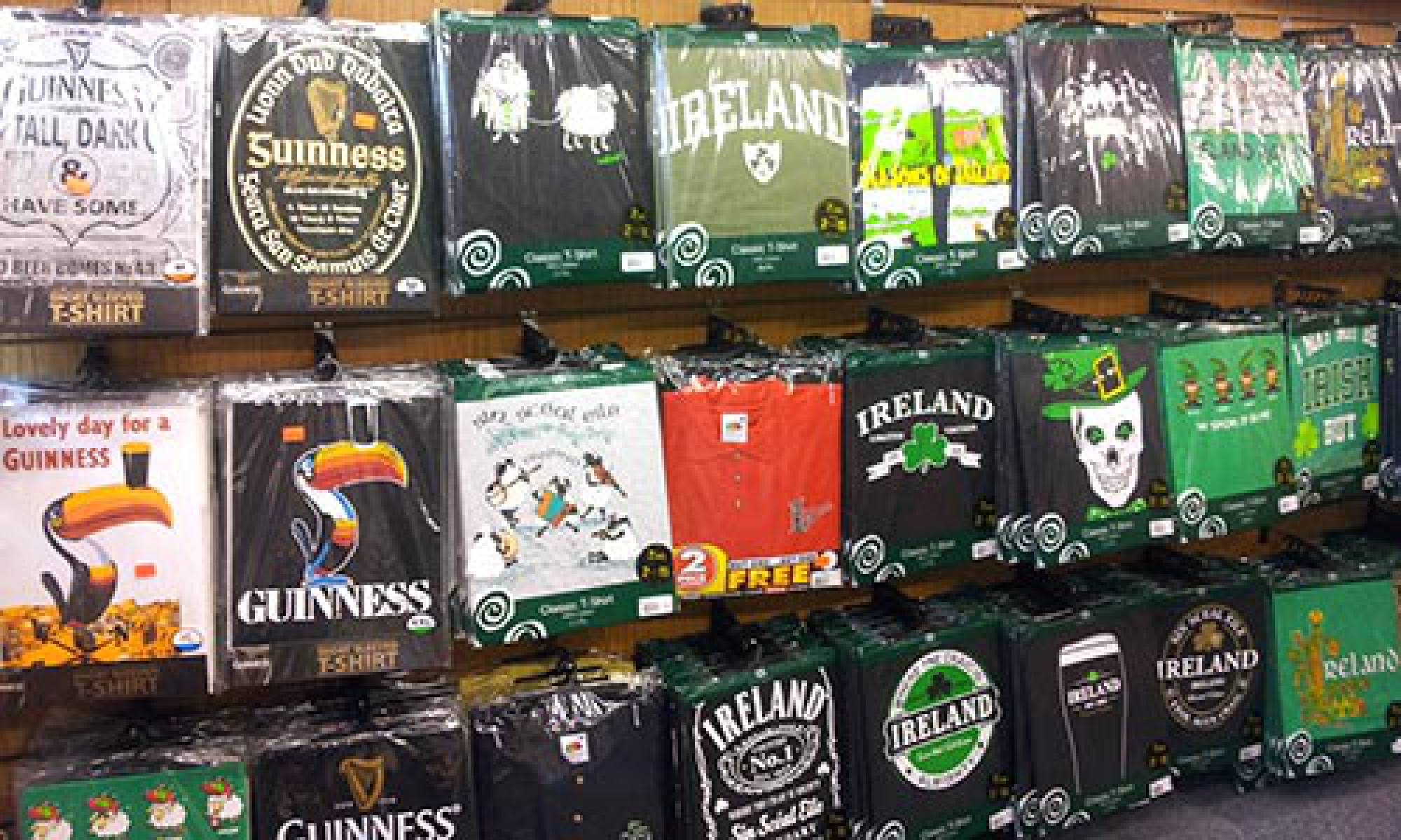 Irish and celtic tee-shirts adults and childrens