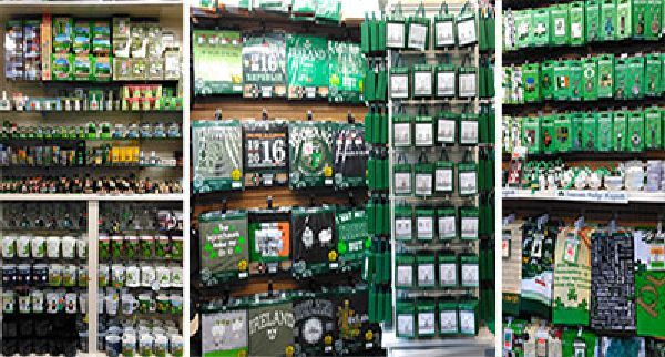 Irish gifts and souvenirs shop Tralee Kerry