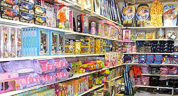 Toys and gifts for all ages