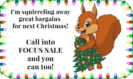 Sale now on - Christmas lights, trees and decorations greatly reduced
